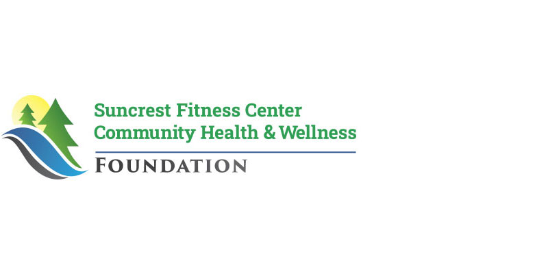Suncrest Fitness Center Community Health and Wellness Foundation Logo